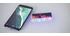 Bureau connecté multimédia en verre et métal blanc CLEVER