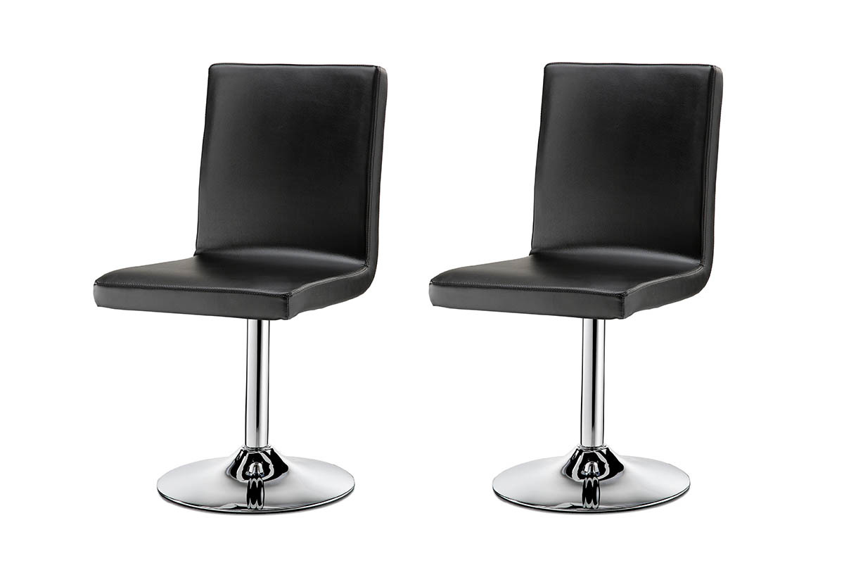 Chaise pivotante for Une chaise noire