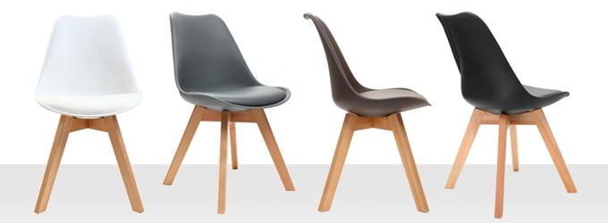 Chaise Moderne Pas Cher.Chaise Design Pour Salle A Manger Et Pas Cher Miliboo