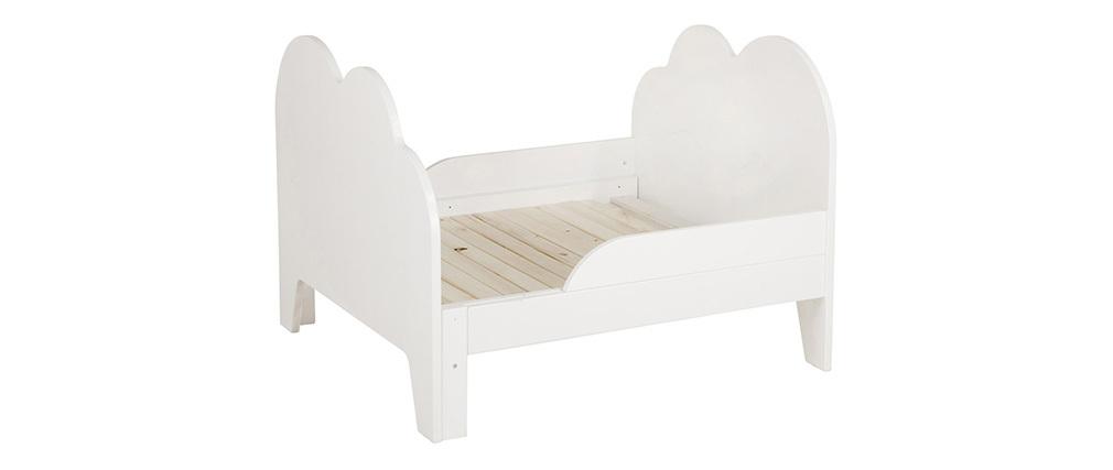 Lit enfant évolutif nuage blanc AERO