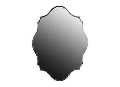 Miroir laiton argent 70x94cm MAJORELLE
