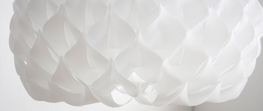 Suspension design blanche RUCHE