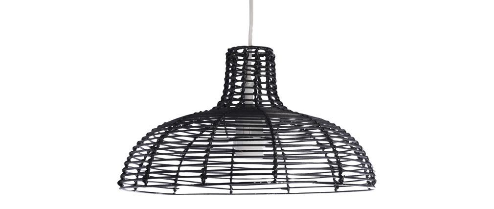 Suspension design en bambou noir CUP