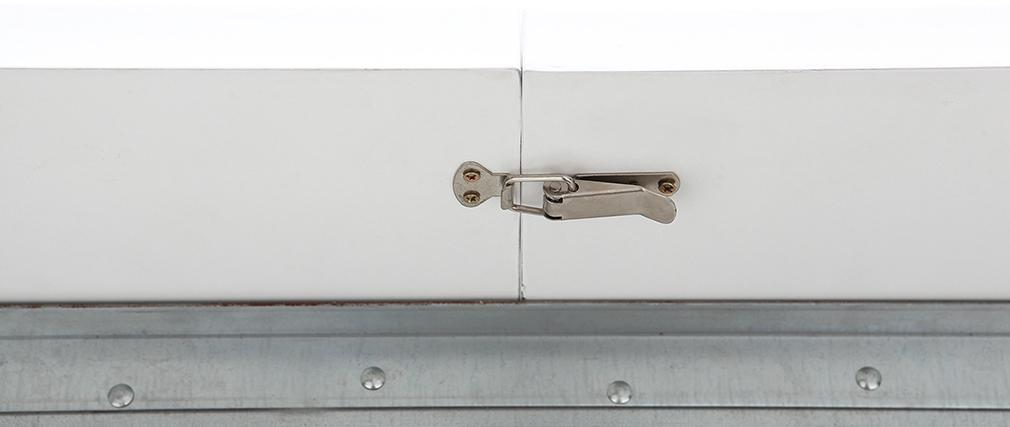 Table à manger design extensible L200-380 PRESIDENT