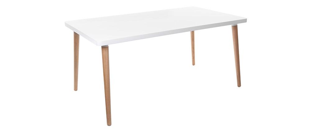 Table à manger design scandinave TOTEM