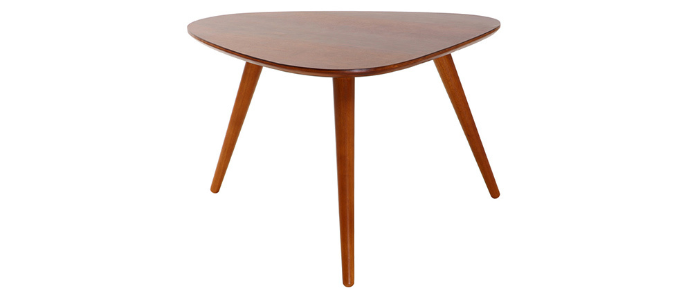 Table basse design noyer ARTIK