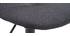 Tabourets de bar design réglables gris foncé (lot de 2) COX