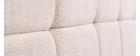 Tête de lit tissu naturel 160 cm CLOVIS